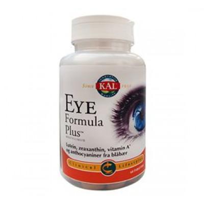 KAL Eye Formula Plus • 60 tab.