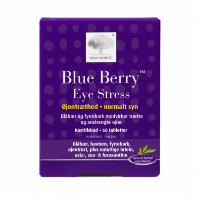 New Nordic Blue Berry™ Eye Stress