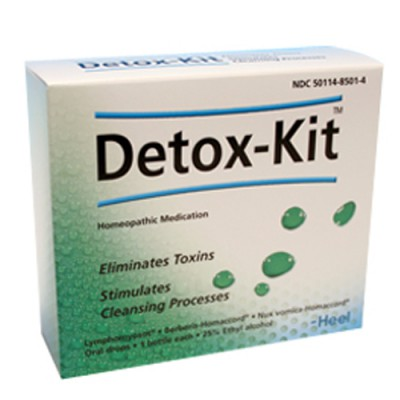 BioVita Detox-Kit • 3 x 30 ml.