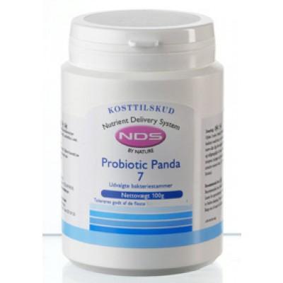 NDS Probiotic Panda 7 Tarmflora • 100 gram
