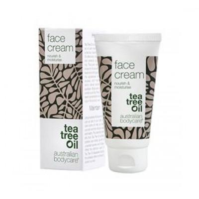 Australian Bodycare Face Cream - nourish & moisturise • 50ml.