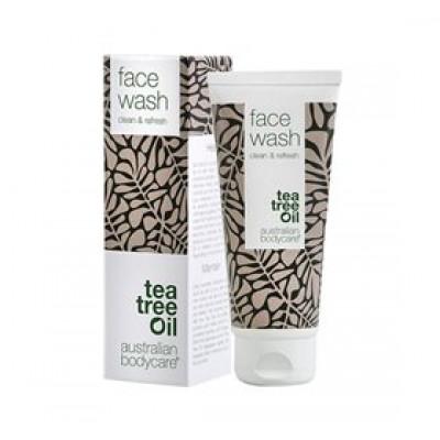 Australian Bodycare Face Wash - clean & refresh • 100ml.