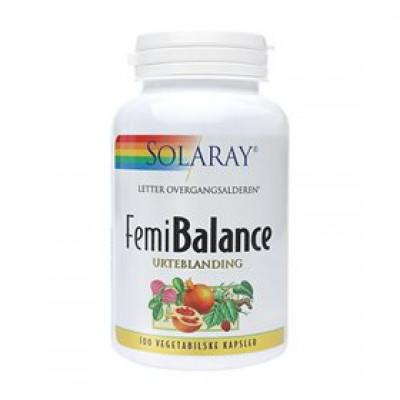Solaray Femi Balance • 100 kap.