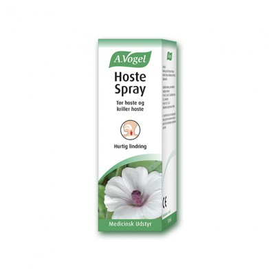 A. Vogel Hoste Spray • 30 ml