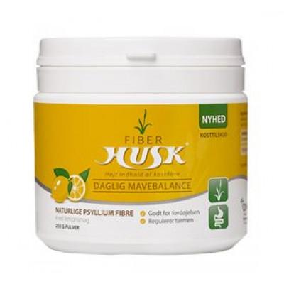 HUSK Fibre m. Lemonsmag • 250 g.