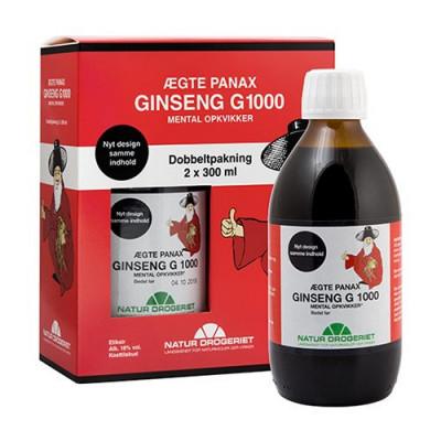 ND Ginseng G1000 2x300 ml Panax