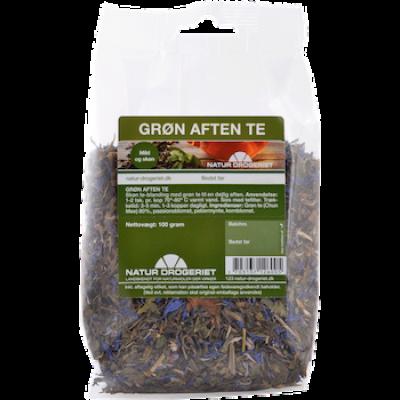 Grøn Aften Te • 100 g.