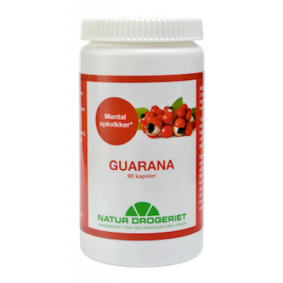 ND Guarana Kapsler • 90 kap.