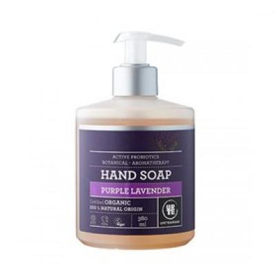 Urtekram Håndsæbe Purple Lavender • 380ml.
