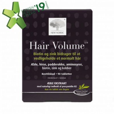 New Nordic Hair Volume™ 90 tabl.