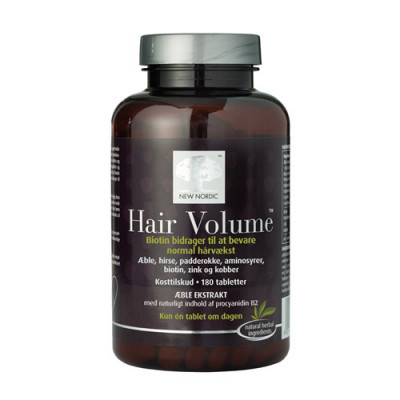 New Nordic Hair Volume™ 180 tabl.
