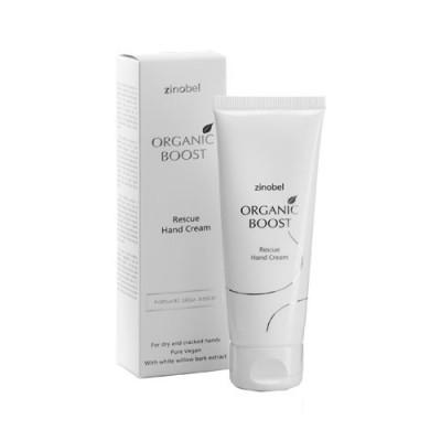 Zinobel Hand cream rescue Organic Boost • 75ml.