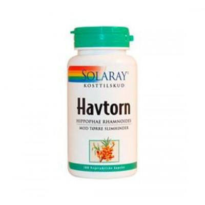 Solaray Havtorn • 100 kap.