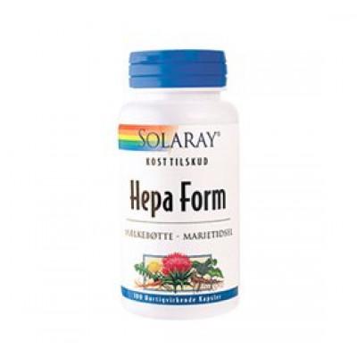 Solaray Hepa Form • 100 kap.