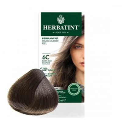Herbatint 6C Dark Ash Blond • 150 ml