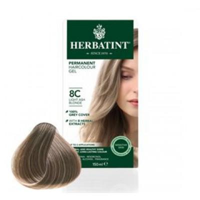 Herbatint 8C Light Ash Blonde • 150 ML