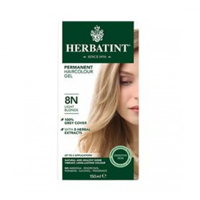 Herbatint 8N Light Blond • 135 ml.