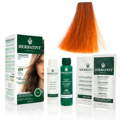 Herbatint FF 6 Orange • 135 ml.