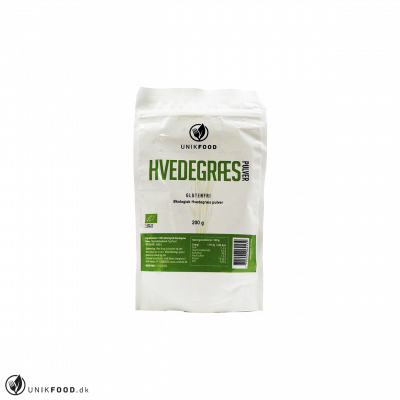 Hvedegræs pulver Ø • 200g