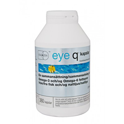 Eye Q - 360 kaps.