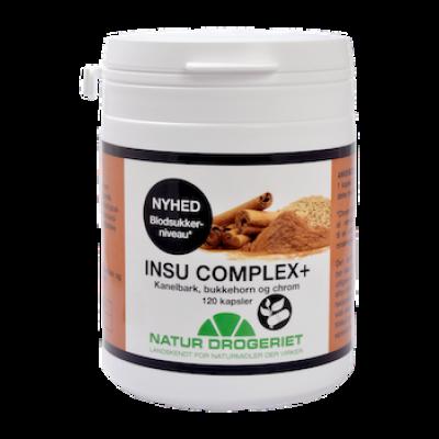 INSU Complex+ • 120 kaps.