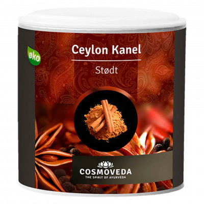 NatureSource Kanel pulver (Ceylon) Ø • 80 g.