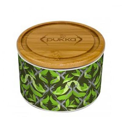Pukka Keramik krukke Supreme Ø Matcha Green • 10 br.