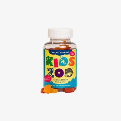 Kids Zoo Omega 3 Limited Edition 90 tabl.