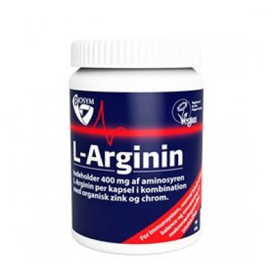 BioSym L-Arginin • 90 kap.