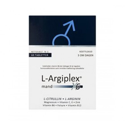 Medica Nord L-argiplex Mand • 60 kaps.
