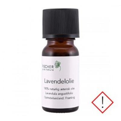 Fischer Pure Nature Lavendelolie æterisk • 10ml.