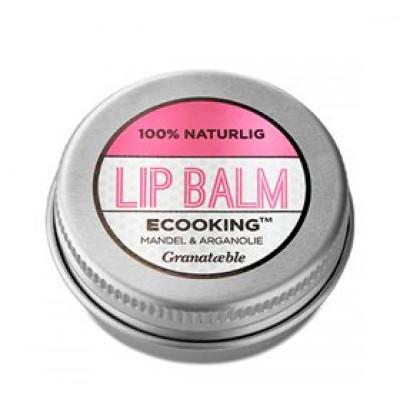 Ecooking Lip Balm Granatæble • 15ml.