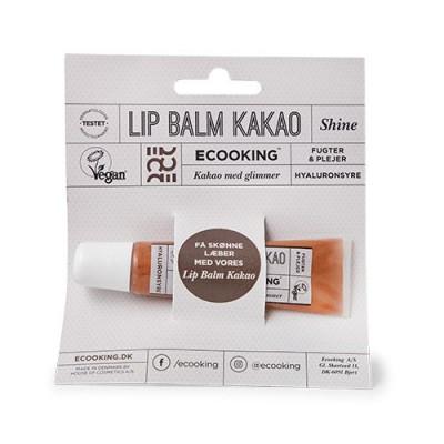 Ecooking Lip Balm Kakao • 15ml.