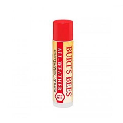 Burts Bees Lip Balm SPF 15 moisturising All weather • 4,25 g.