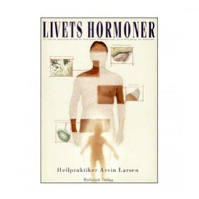 Holistica Livets hormoner bog Forfatter: Arvin Larsen