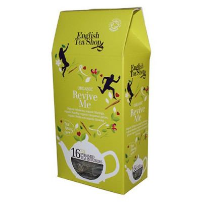 Loving care tea Revive Me Ø Te 16 breve - datovare
