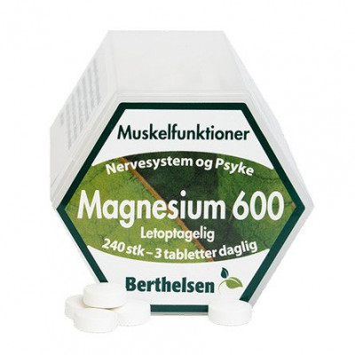 Berthelsen Magnesium 600