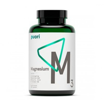 Puori Magnesium M3 Puori • 180 kap.