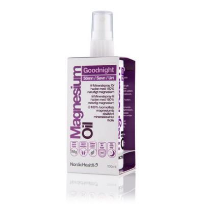 BetterYou Magnesium Oil Spray Goodnight