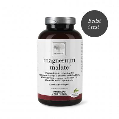 New Nordic Magnesium malat™ • 270 kap.