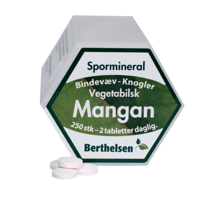 Berthelsen Mangan 3,75 mg