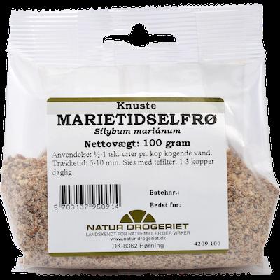 Marietidselfrø Knust • 100 g.