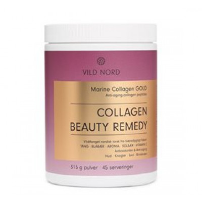 Vild Nord Marine Collagen BEAUTY REMEDY • 315g.