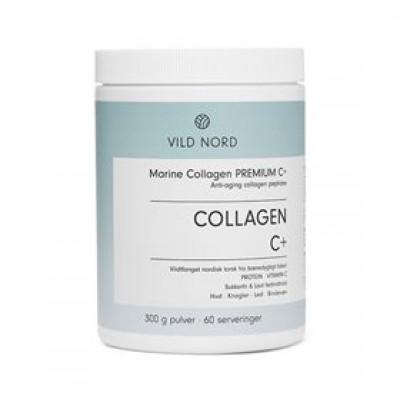 Vild Nord Marine Collagen C+ • 300g.