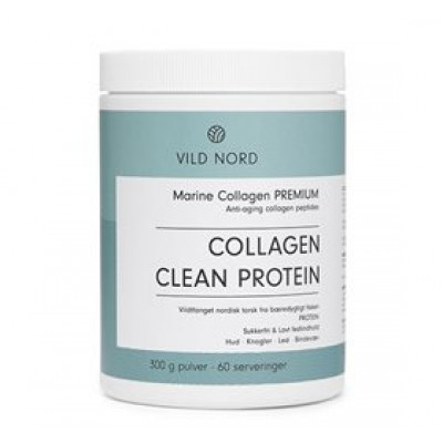Vild Nord Marine Collagen CLEAN PROTEIN • 300g.