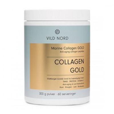 Vild Nord Marine Collagen GOLD • 300g.