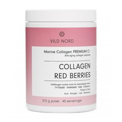 Vild Nord Marine Collagen RED BERRIES • 315g.