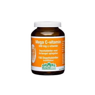 Mega C 500 mg