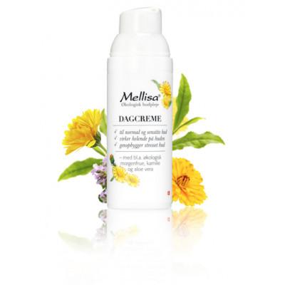 Mellisa Dagcreme Normal og Sensitiv Hud  • 50 ml.