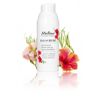 Mellisa Halscreme Opstrammende • 50 ml.